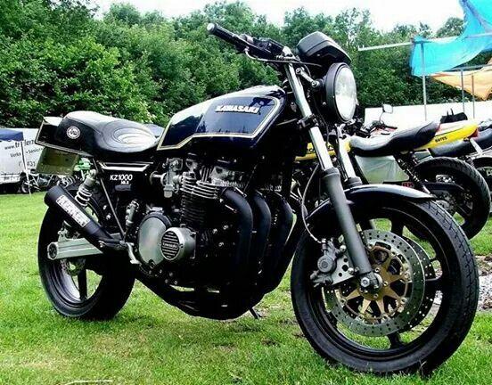 53 best images about Kawasaki KZ1000 MKII on Pinterest