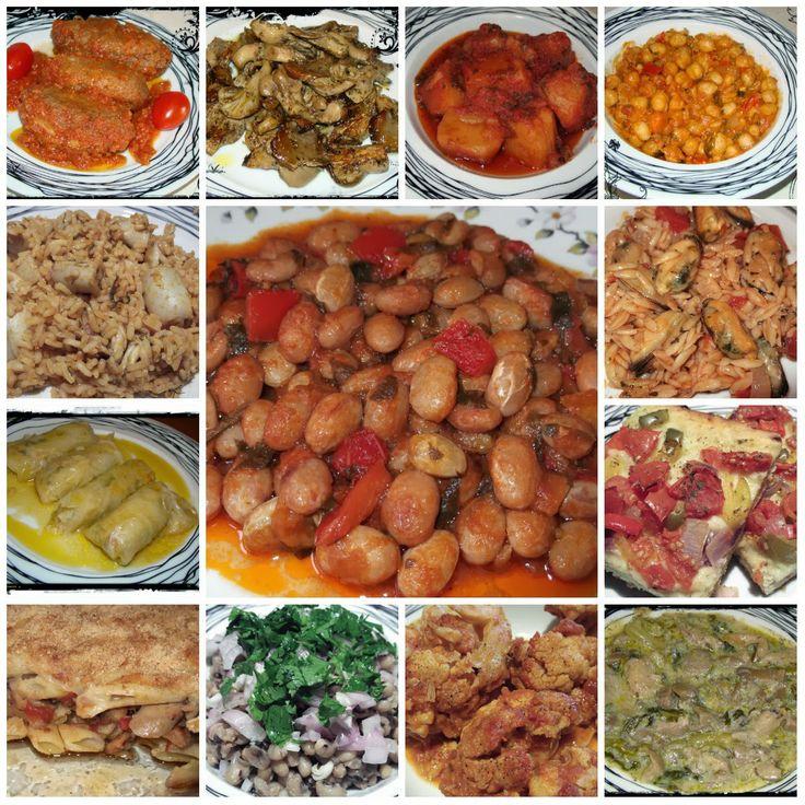 Olga's cuisine...και καλή σας όρεξη!!!: Σαρακοστιανά