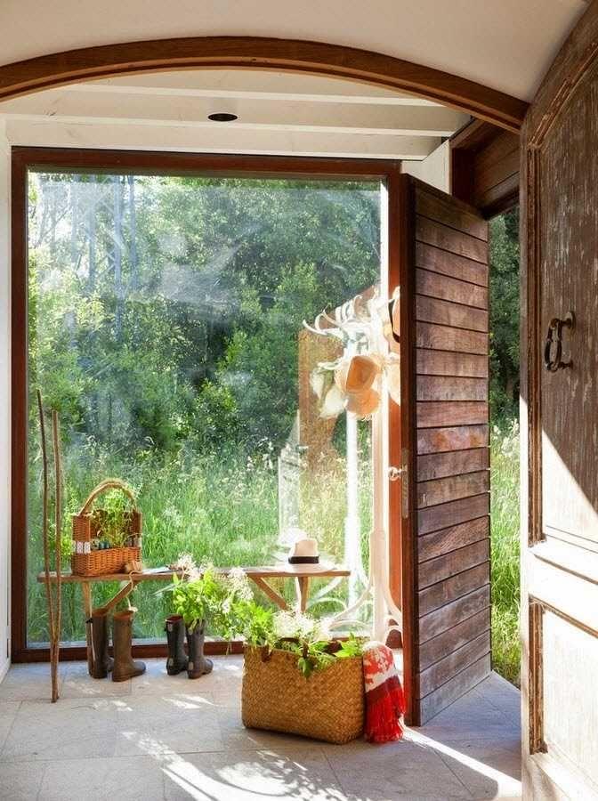 Casa de Campo Antiga Convertida em Casa Moderna - Diário Décor