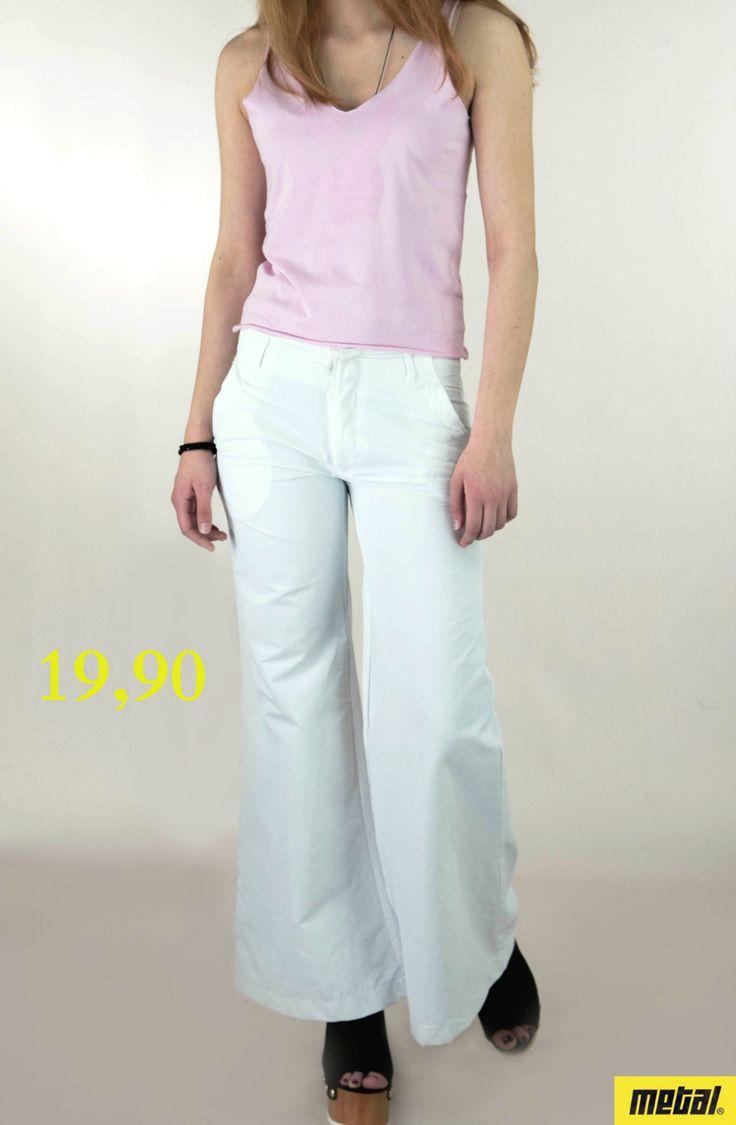 Γυναικείο παντελόνι καμπάνα PANT-5317