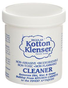 Kotton klenser wood cleaner removes dirt wax greasy build up from kitchen cabinets to fine - Cleaner for greasy kitchen cabinets ...