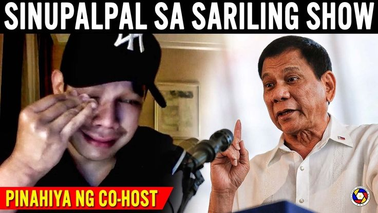 KAWAWANG ANTI-DUTERTE RADIO DJ MO TWISTER NAPAHIYA SINUPALPAL NG CO-HOST SA SHOW 1 - WATCH VIDEO HERE -> http://dutertenewstoday.com/kawawang-anti-duterte-radio-dj-mo-twister-napahiya-sinupalpal-ng-co-host-sa-show-1/   President Duterte Philippines News Subscribe to update News PH:  News video credit to YouTube channel owners  Disclaimer: The views and opinions expressed in this video are those of the YouTube Channel owners and do not necessarily reflect the opinion or posit