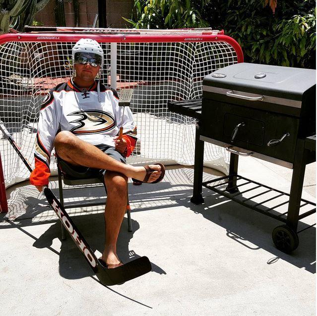 @samsonite35 (Instagram) #StayCoolThisSummer Contest Finalist! #Ducks #BBQ #Hockey #Sunglasses