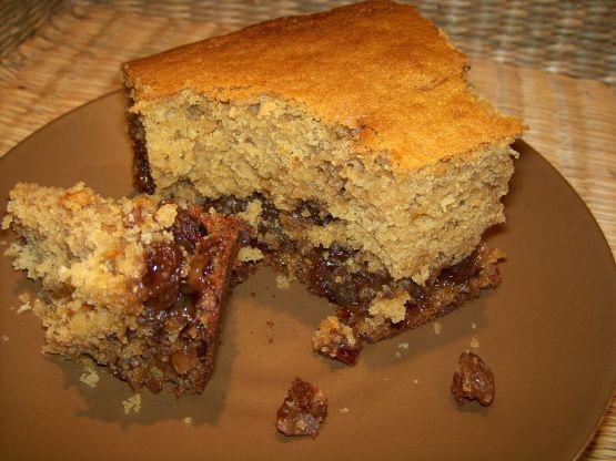 Costa Rican Raisin Cake Recipe - Food.com