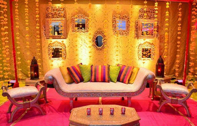 Mehndi Decoration Dailymotion : Mehndi stages decoration ideas for style