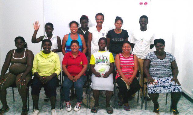 Mon dernier prêt solidaire pour un groupe de femmes d'Equateur. Todos Unidos En Busca Del Cambio Group