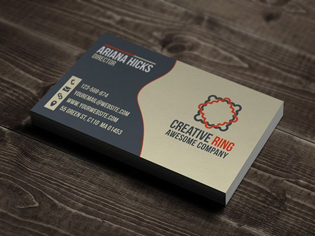 10 Free Downloadable Business Card Templates - UltraLinx