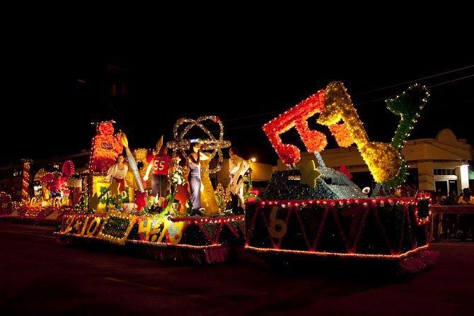Flambeau Parade