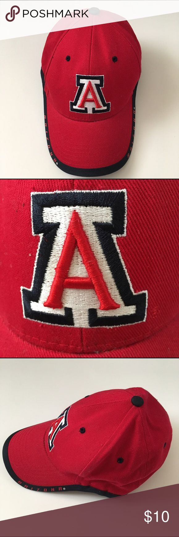 Arizona Wildcats Cap Worn once. Excellent condition. Accessories Hats