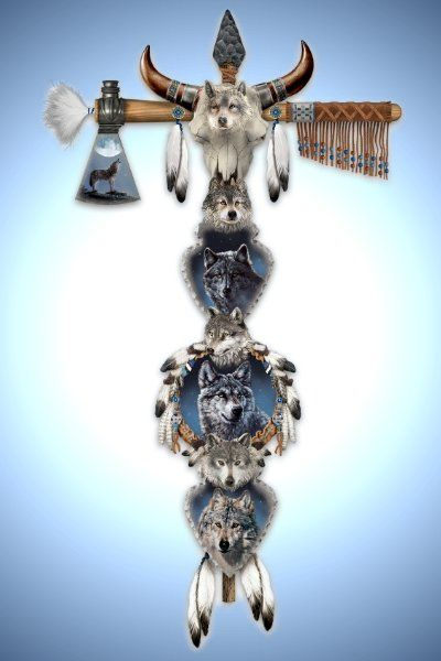 Mystic Spirits Wall Decor Collection