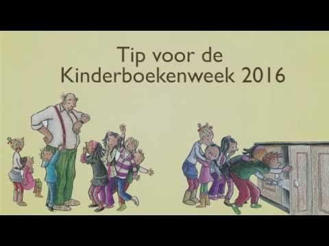 Boektrailer kinderboekenweek 2016: 'Met opa in het donker' - YouTube