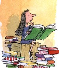 "Sorting out Homophones in Roald Dahl's ""Matilda"" : Lesson Plans : Thinkmap Visual Thesaurus"