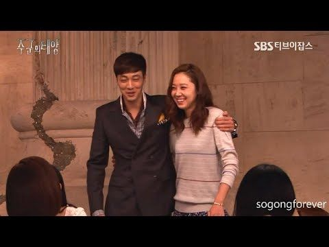 So Ji Sub ♥ Gong Hyo Jin    Best behind the scenes moments    The Master...