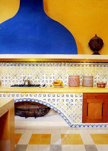Más de 1000 ideas sobre cocina de azulejos mexicanos en pinterest ...