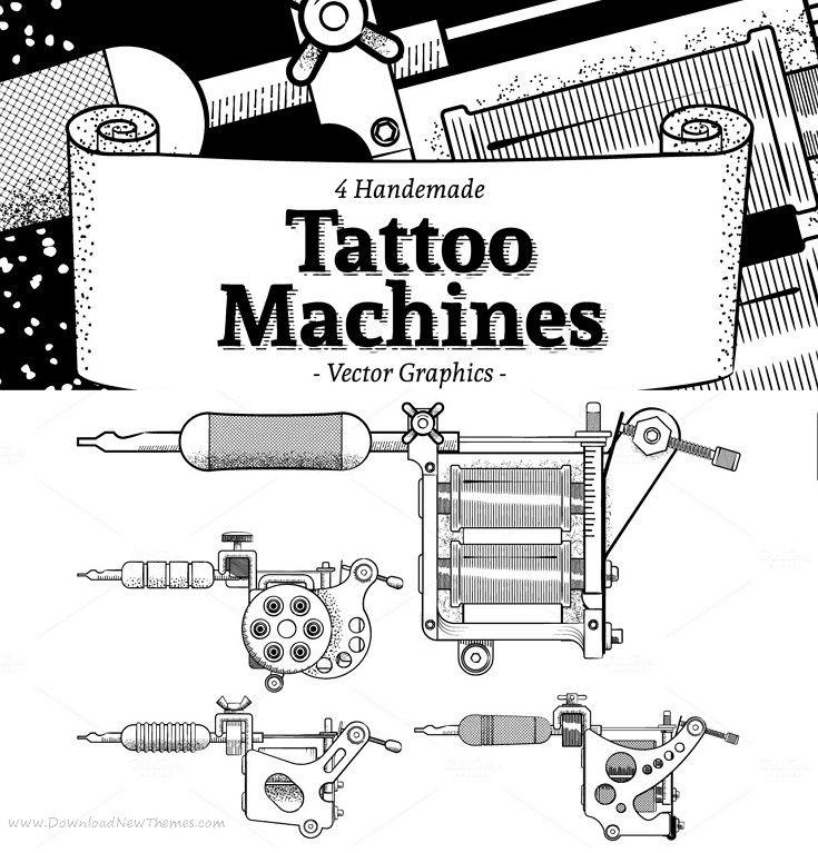 rotary machine setup