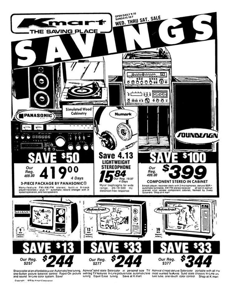 Kmart - June 1979