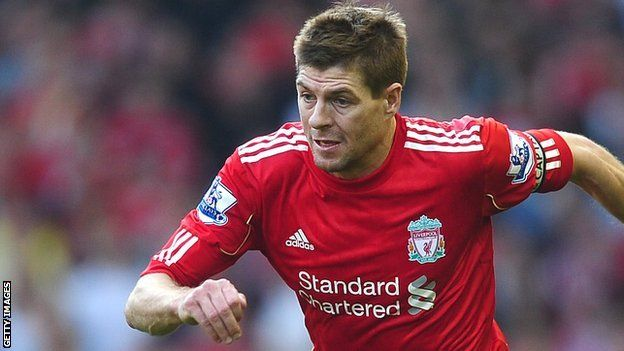 "Steven Gerrard says Brendan Rodgers was ""always first choice""."