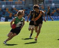 Helensvale AFL - http://www.wilkinsonorthodontics.com.au
