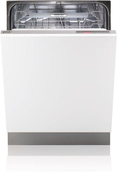 Plne integrovaná umývačka riadu Gorenje GDV 652 XL ponúka 3 koše s kapacitou až 13 súprav riadu. Umývačka je zaradená do energetickej triedy A+ s nízkymi nákladmi, preto nezaťaží váš rodinný rozpočet. Veľkou výhodou je i samočistiaci a veľmi účinný filter a nerezová umývacia vaňa. Jej prednosťami sú mnohé skvelé technológie a užitočné funkcie. Nízka hlučnosť umývačky len 42 dB zaistí nerušenú prácu a nebude vás obťažovať nadmerným hlukom.