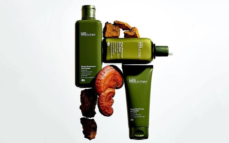 Enter the prize draw to be in with the chance of winning a Mega Mushroom skincare regime courtesy of Origins.