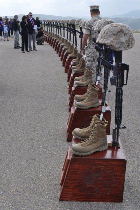 3/5 Camp Pendleton after Afghaninstan