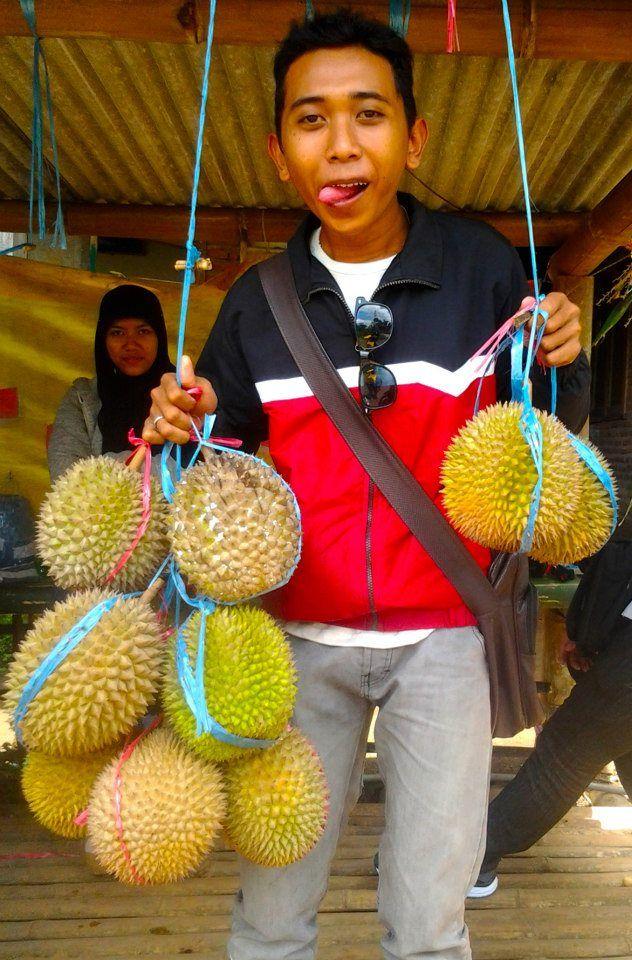 delicious Durian...catch them in Pasuruan East Java Indonesia