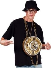 Old School Rapper Costume Kit-Party City