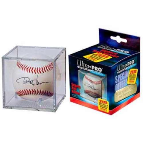 Ultra-Pro-Baseball-Clear-Square-Holder-2-piece-holder-a-slide-in-bevel-closure
