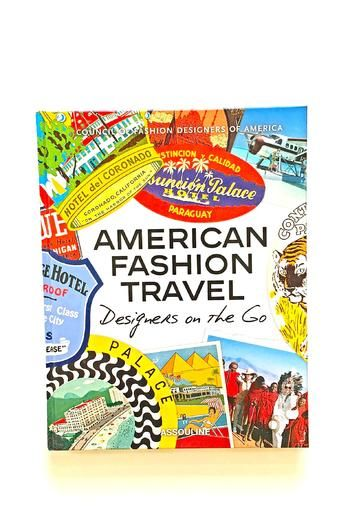 Assouline American Fashion Travel Book from Palm Beach by Picnic Fashion — Shoptiques