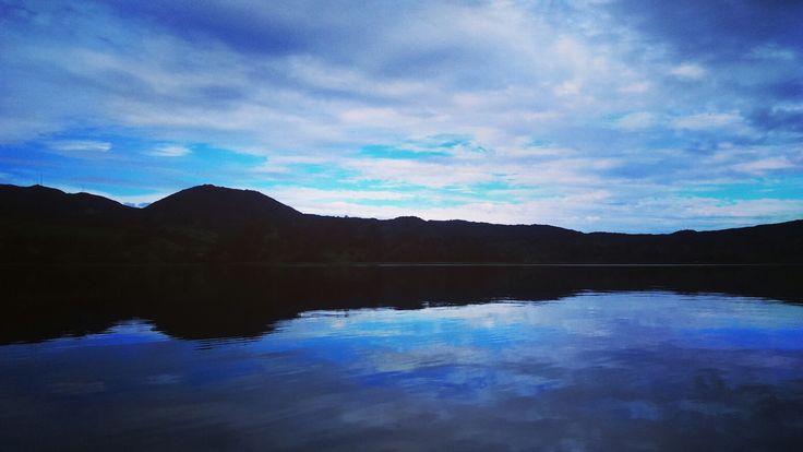 Laguna de la Cocha. (Nariño, Colombia) #nature