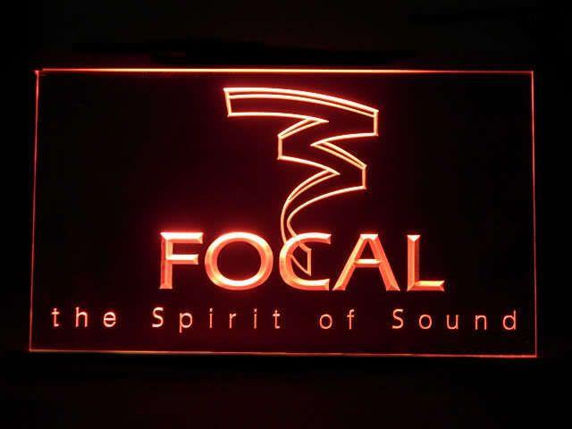 Focal LED Light Sign www.shacksign.com