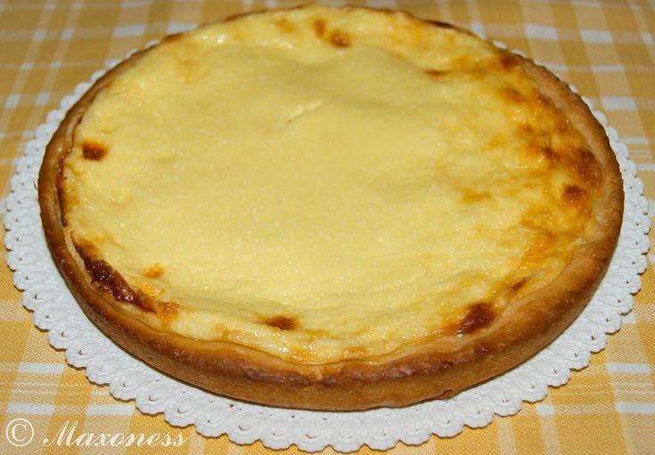 Татарский пирог «Сметанник». Татарская кухня