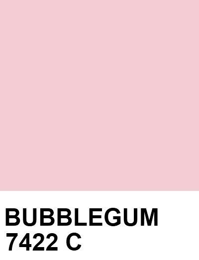 http://pantoneproject.tumblr.com/post/46826898827/bubblegum-f4cdd4-7422-c