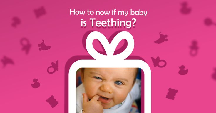 How to know if my baby is teething?  Teething usually begins around 6 months of age. But it is normal for teething to start at any time between 3 months and 12 months. By the time your child is about 3 years old, he or she will have all 20 primary teeth. The lower front teeth usually come in the first. Upper front teeth usually come in 1 to 2 months after the lower front teeth. #Hedeya_Hints