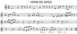 foro azulgrana/blaugrana: ¿Tocamos el himno del Barça? Flauta y guitarra.
