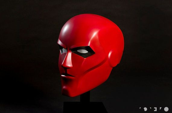 Hey, I found this really awesome Etsy listing at https://www.etsy.com/listing/183906763/red-hood-new-52-helmet-kit-ver-20