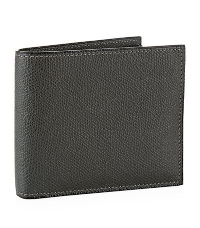 VALEXTRA Bifold 6Cc Wallet. #valextra #bags #leather #wallet #accessory