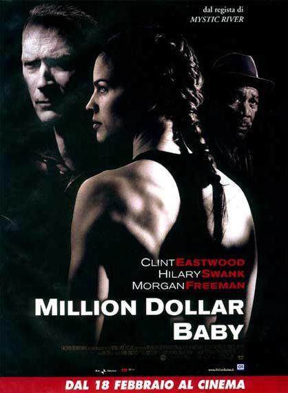 Mirabile fusione di stili di recitazione che commuove senza colpire basso http://www.mymovies.it/film/2004/milliondollarbaby/