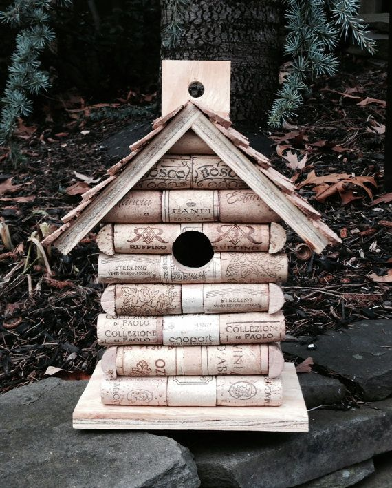 Les 25 meilleures id es de la cat gorie mangeoires pour oiseaux faites maison - Se pacser pour acheter une maison ...