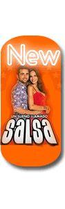El cartel tv Novela un sueno llamdo salsa