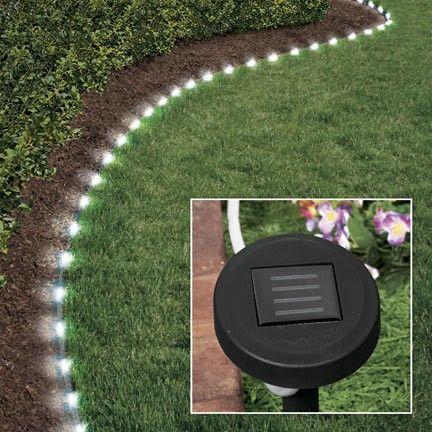 Solar Yard Lights | HarrietCarter.com: Summer Store | Outdoor Lighting |  Solar Path