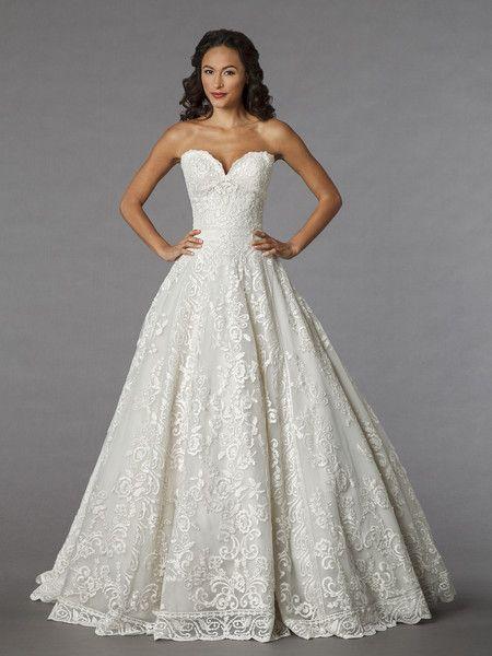 Kleinfeld Exclusives Wedding Dresses Photos on WeddingWire