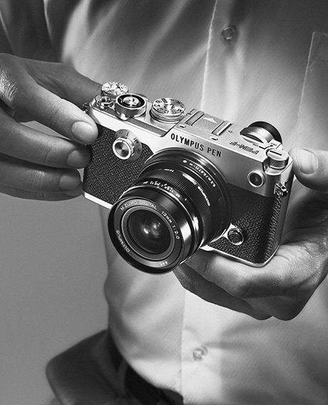 PEN‑F - Compact System Cameras - PEN - Olympus
