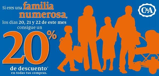 Descuentos familia numerosa y desempleados de los días 20, 21 y 22 de este mes #GranCanaria #Tenerife y #Fuerteventura