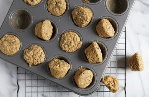 Mini-muffins saludables para niños | Blog de BabyCenter