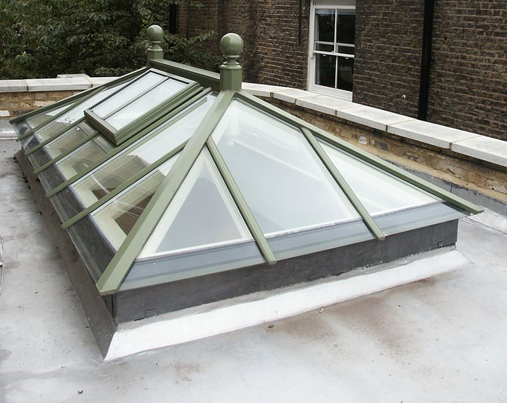 A Town and Country Roof Lantern external picture