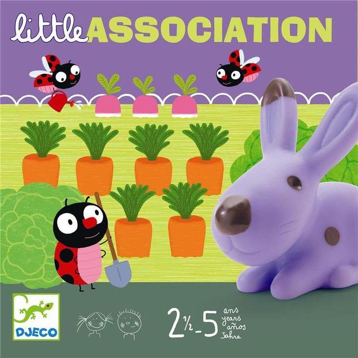 Djeco Little assosiations (Скачать) - Настольные игры - Babyblog.ru