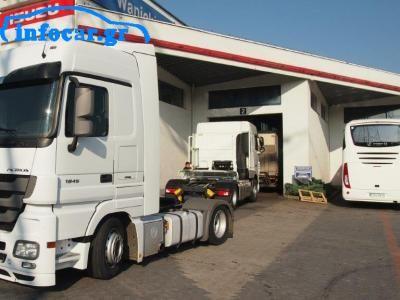 Mercedes low deck 2011 €42500EUR