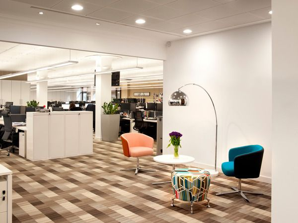 Office design office designs for Bbdo office design 9