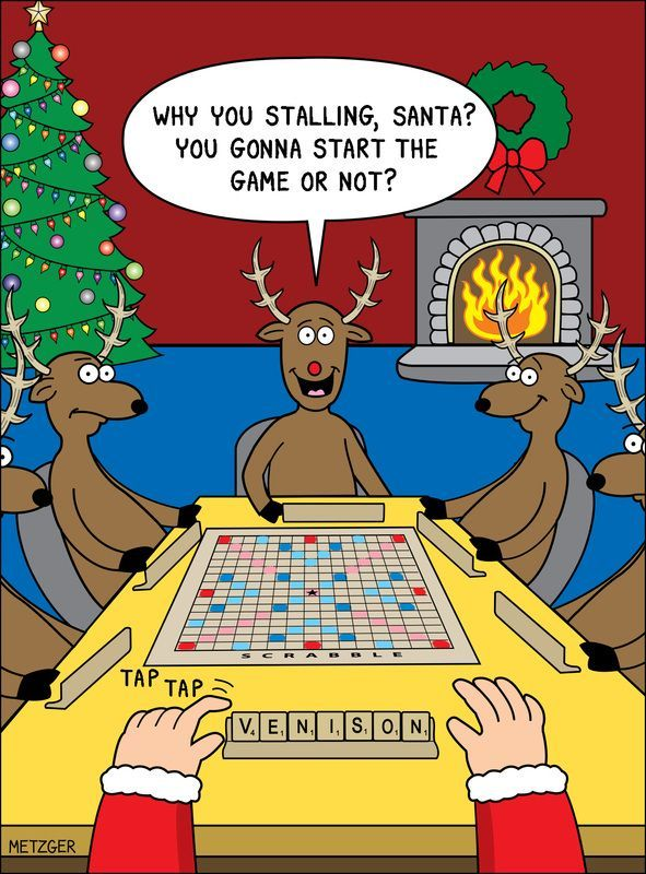 These Holiday Cartoons Are Laugh-Out-Loud Funny - WomansDay.com